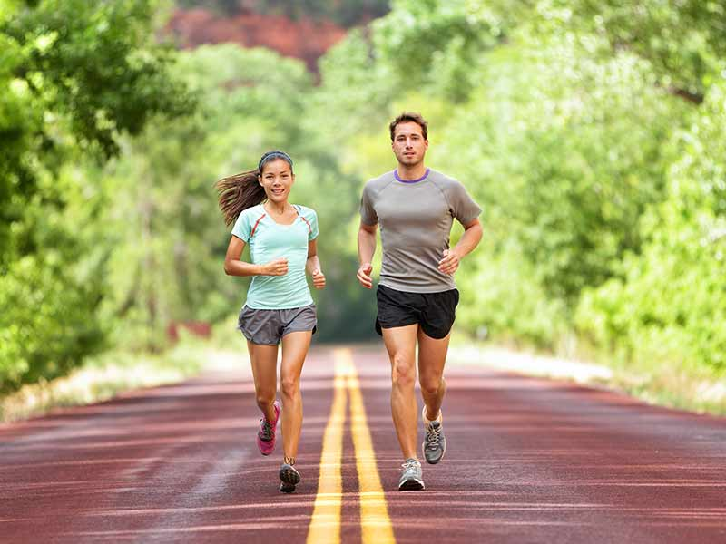 The Importance of Running
